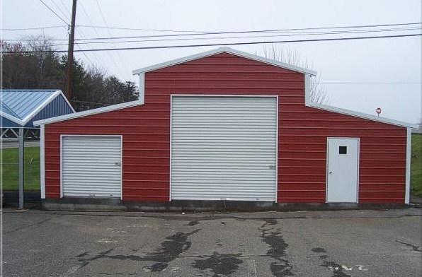 Happy Tails Enterprises Barn